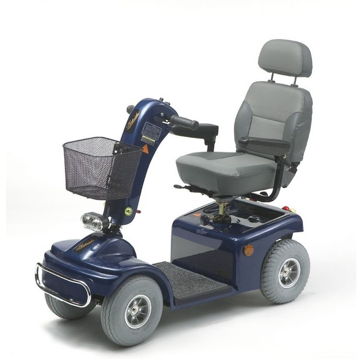Электрические скутеры для инвалидов