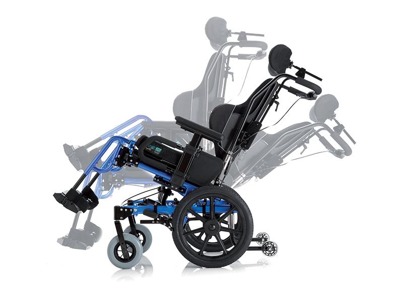 Кресло-коляска активного типа Progeo Tekna Tilt