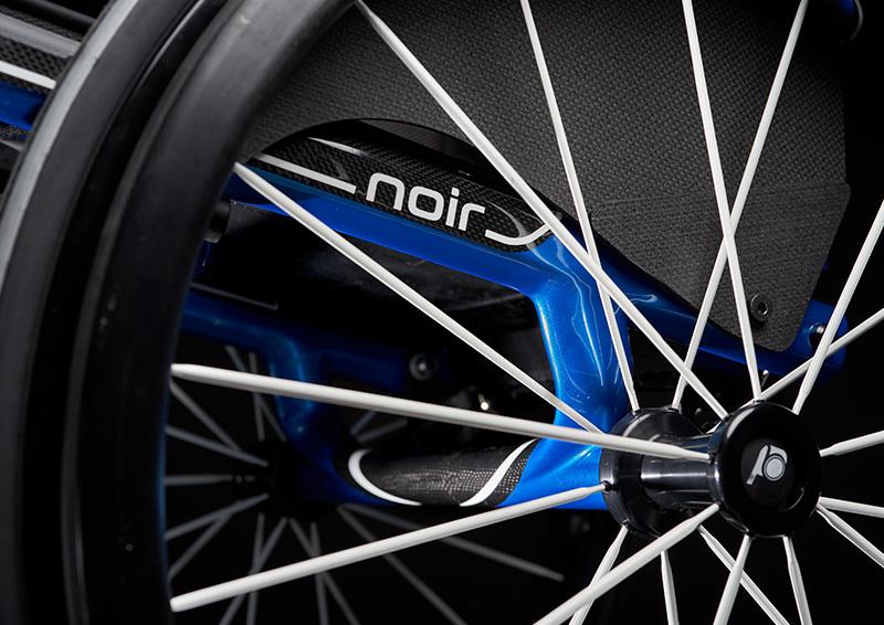 Кресло-коляска активного типа Progeo Noir