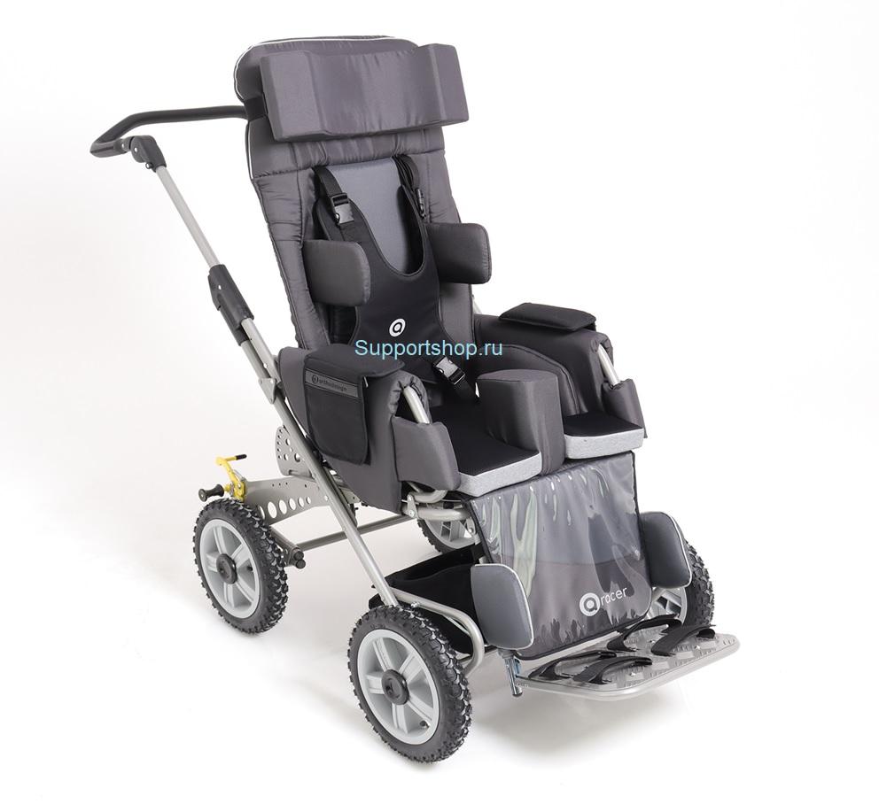 Kресло-коляска активного типа Kuschall KSL, Швейцария