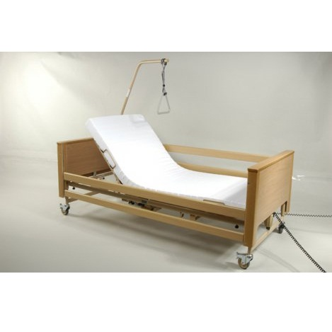 Кровать функциональная четырехсекционная с электроприводом Arminia II