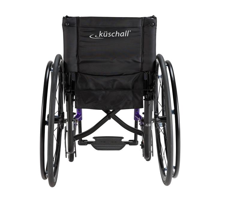 Kресло-коляска активного типа Kuschall Ultra Light, Швейцария