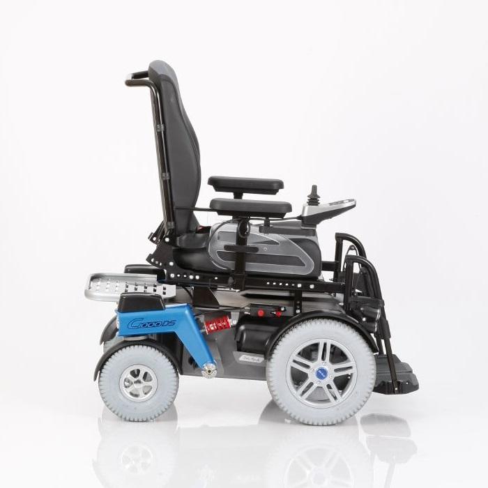 Кресло-коляска электрическая для инвалидов Otto Bock C1000ds