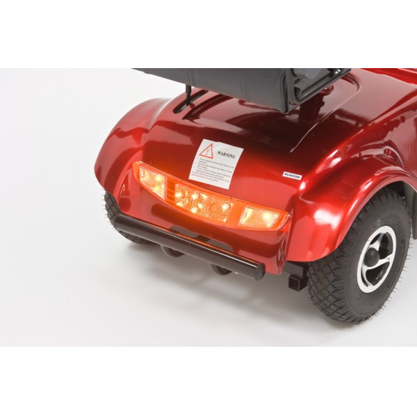 Кресло-коляска скутер электрическая для инвалидов Armed FS141