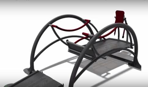 Миникачели для кресла-коляски