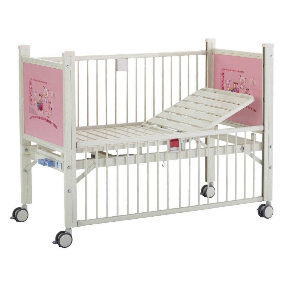Кровать детская медицинская