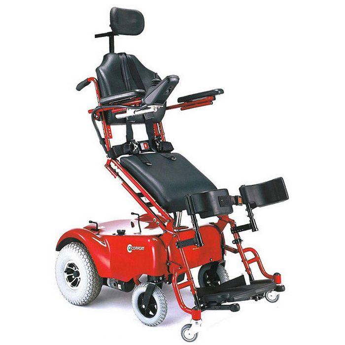 Инвалидная коляска с электроприводом Titan LY-EB103-220