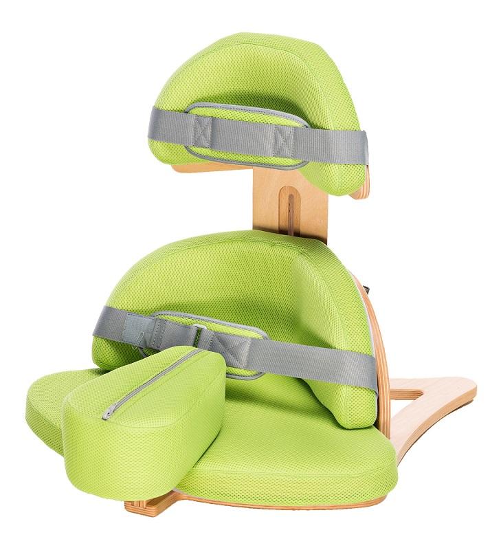 Угловое реабилитационное кресло дцп Слоненок Нук