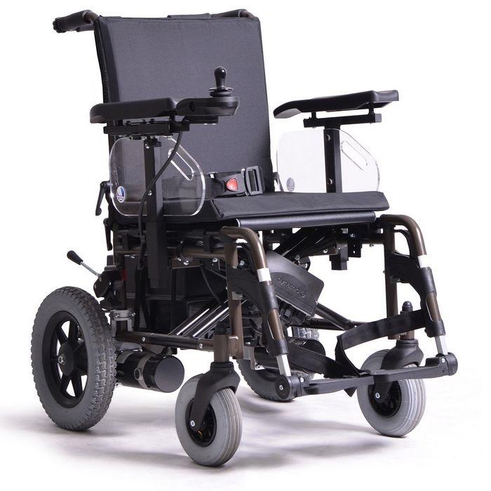Кресло-коляска электрическая  Vermeiren Express 2009