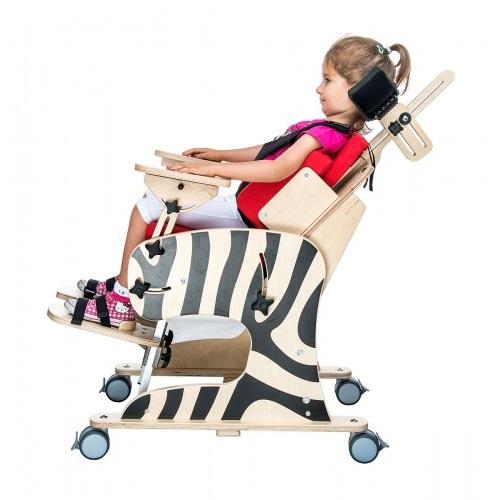 Реабилитационное кресло дцп Зебра