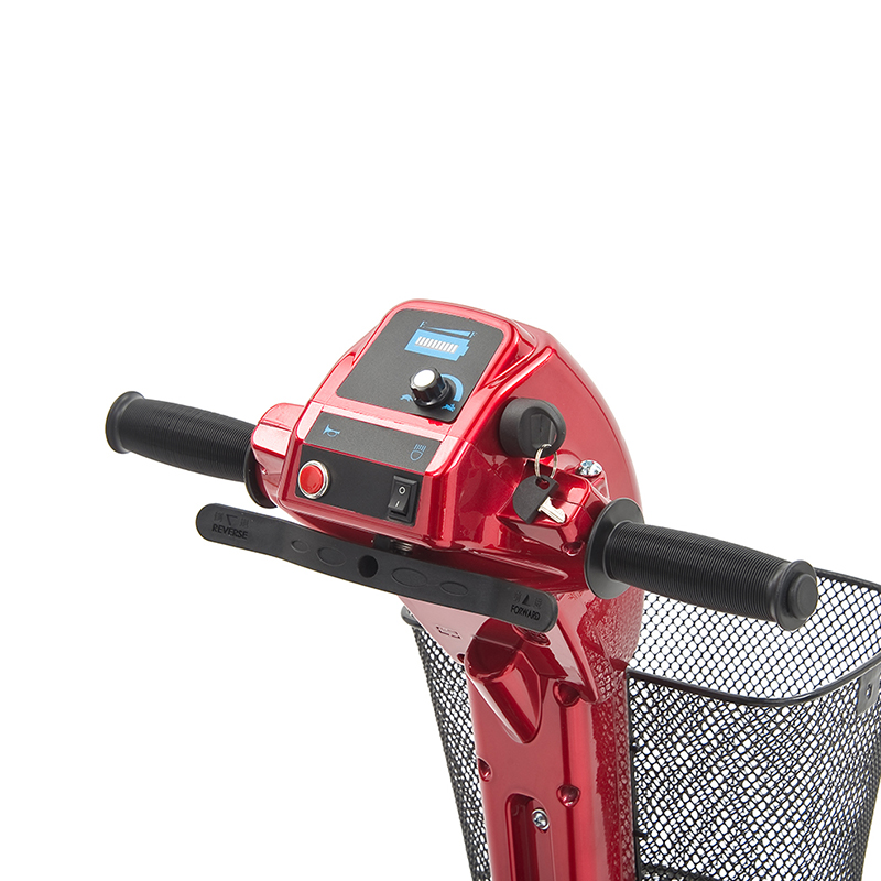 Скутер четырехколесный с электрическим приводом Armed