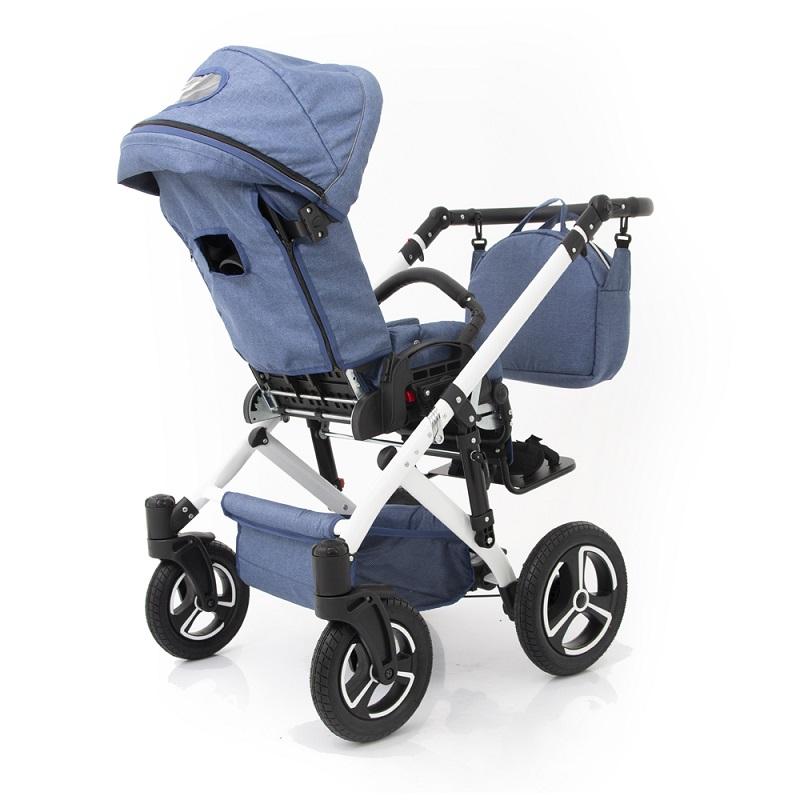 Детская инвалидная кресло-коляска Akcesmed Гиппо Панда
