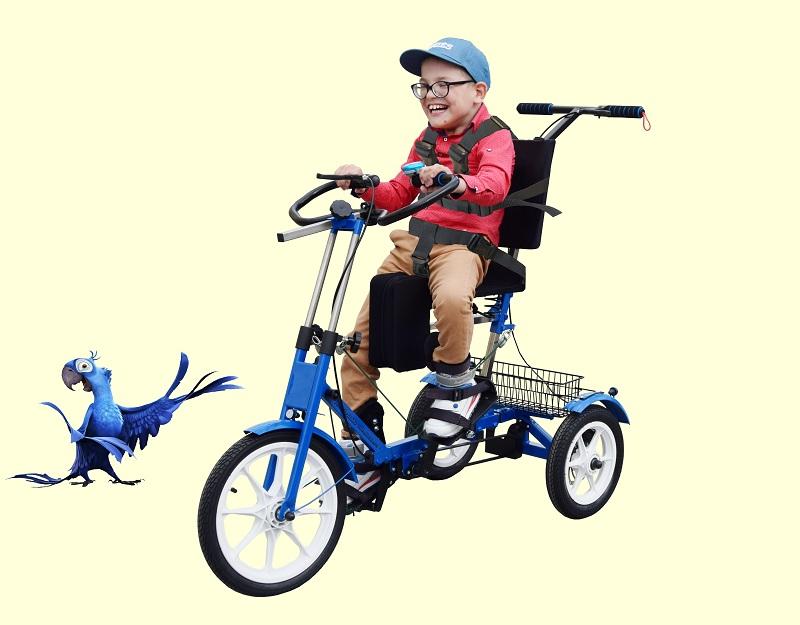 Велотренажер Ангел Соло 3М для детей с дцп