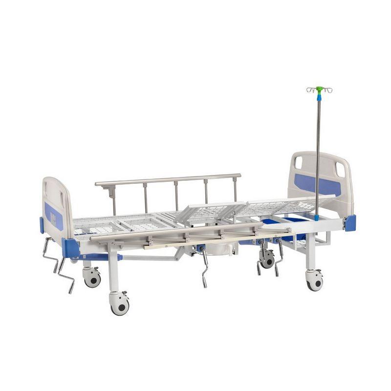 Кровать функциональная с функцией переворачивания больного, туалетом и положением кардиокресло В-16 (t)