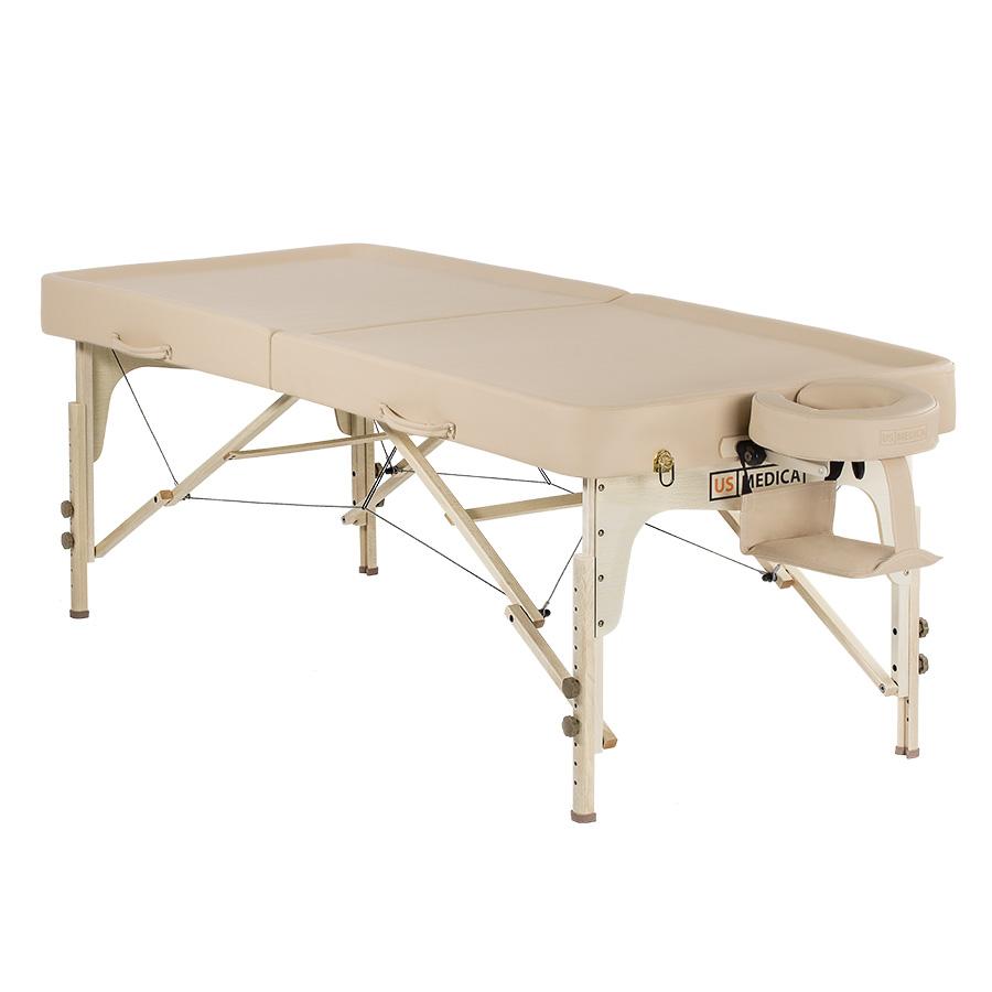 Складной массажный стол US MEDICA Bora-Bora