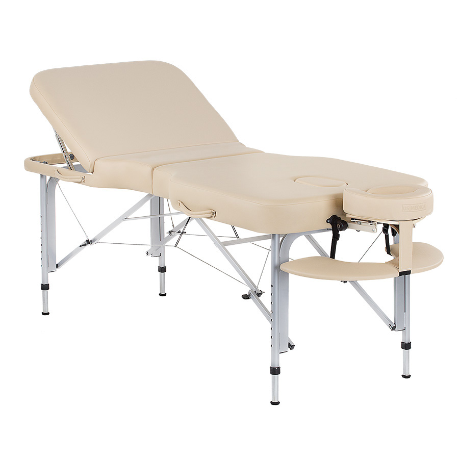 Складной массажный стол US MEDICA Titan