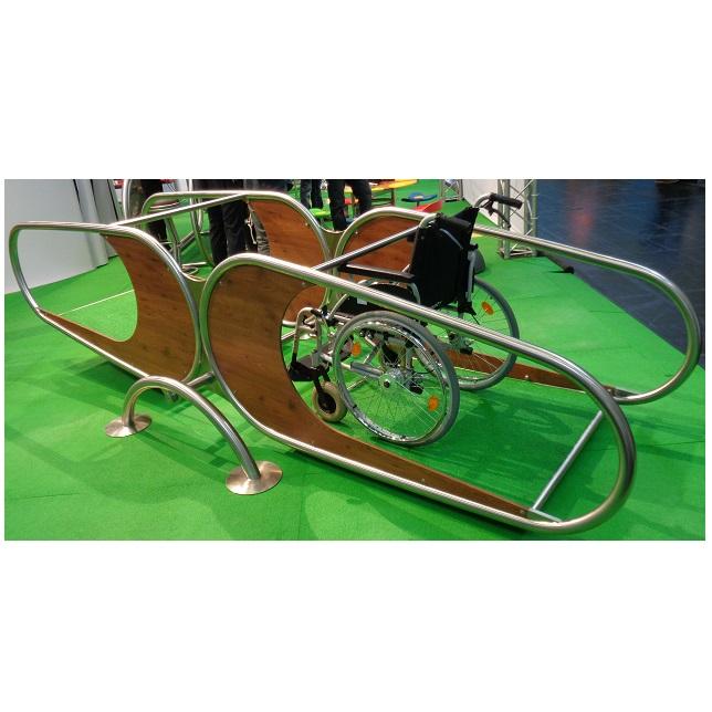Балансир для инвалидов-колясочников