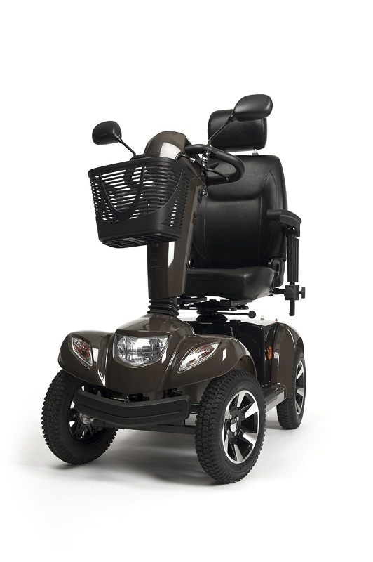 Электрическая инвалидная кресло-коляска (скутер) Vermeiren Carpo 4 Limited edition