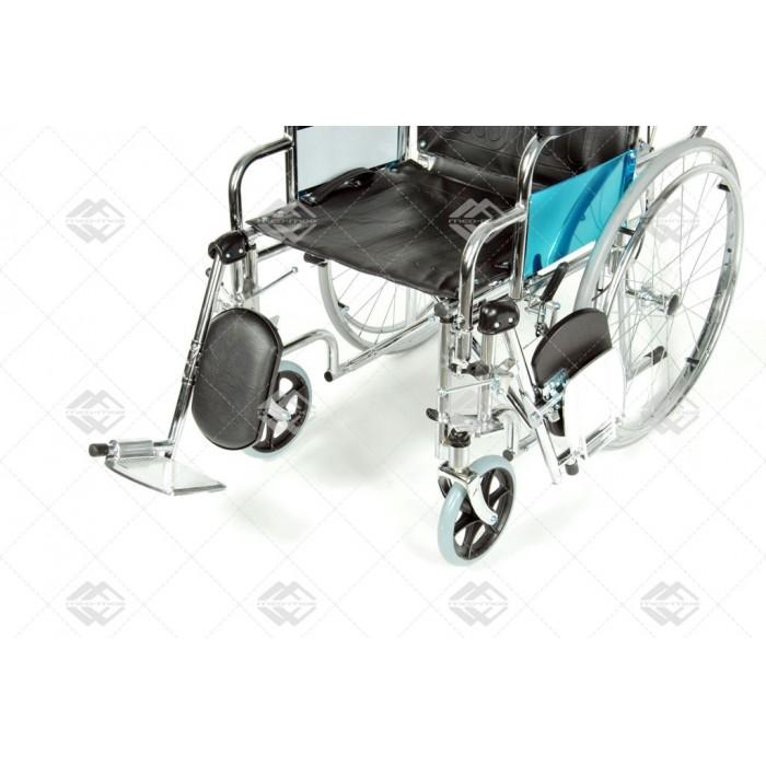 Кресло-коляска с высокой спинкой FS954GC