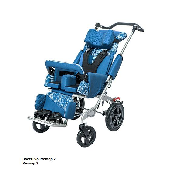 Инвалидная кресло-коляска RACER+
