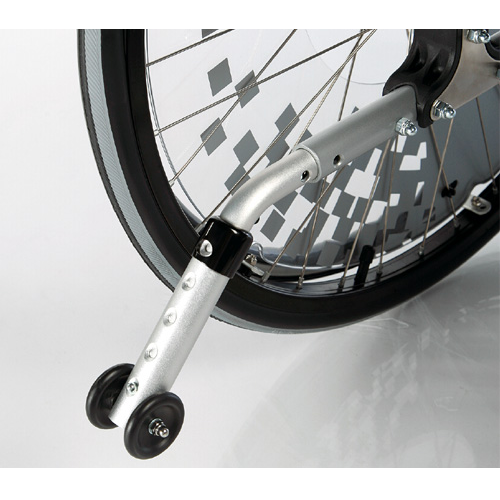 Инвалидная кресло-коляска Старт Комфорт с приводом на одну руку