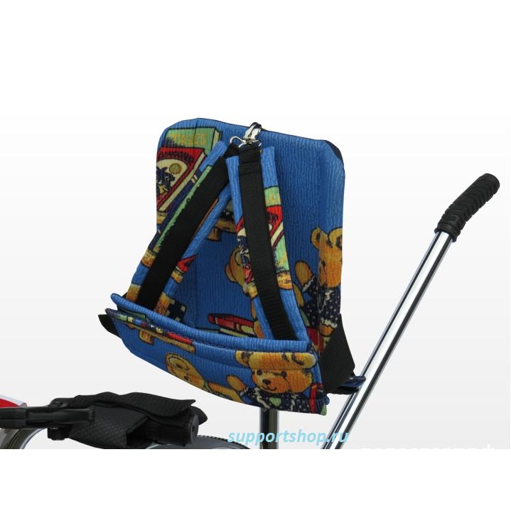 Велосипед для детей с ДЦП реабилитационный Старт
