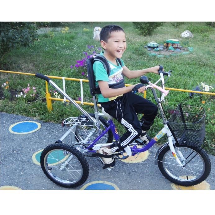 Велосипед для детей с ДЦП реабилитационный Старт 2