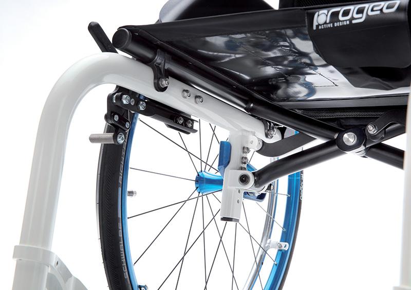 Кресло-коляска активного типа Progeo Tekna Advance