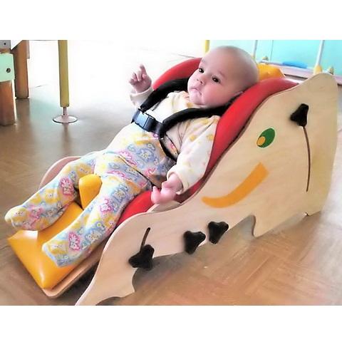 Опора для сидения и лежания Слоник