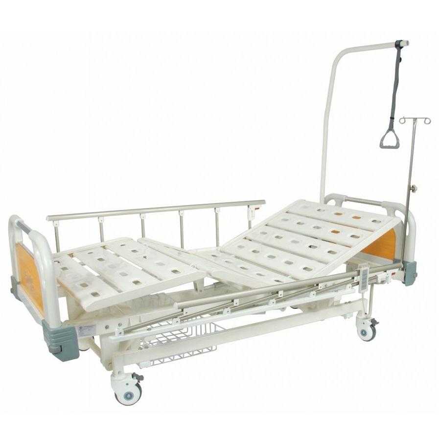 Кровать функциональная с электроприводом DB- 6 (MM-66) с туалетным устройством (пластик)