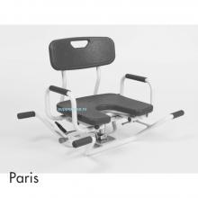 Вращающийся стул для ванной Vermeiren Paris