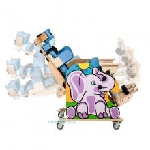 Вертикализатор Дино для детей ДЦП и детей инвалидов (вертикализатор многофункциональный для детей, модель SPEEDY)