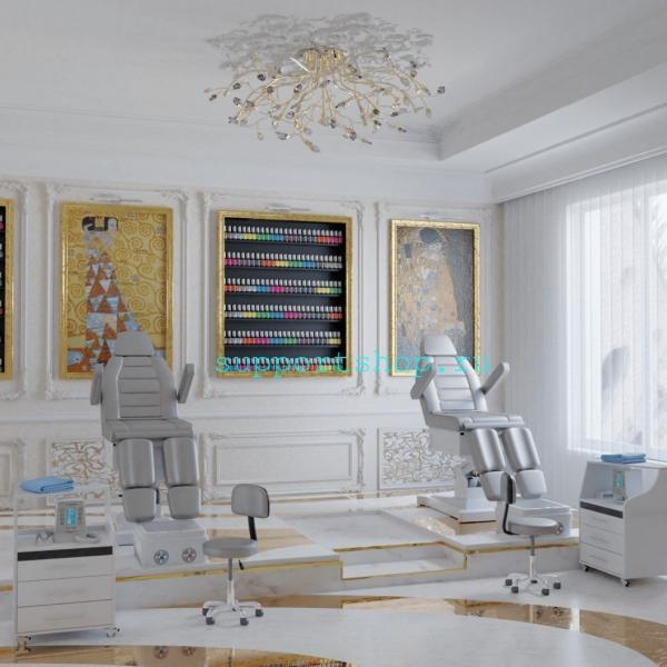 Инвалидная кресло-коляска Старт Комфорт 50.5