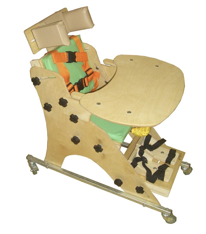 Опора для сидения ОС-001.1.01 для детей с дцп