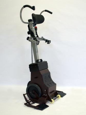 Подъёмник лестничный универсальный мобильный ПУМА-УНИ-130