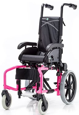 Кресло-коляска инвалидная с принадлежностями, вариант исполнения LY-710-BS