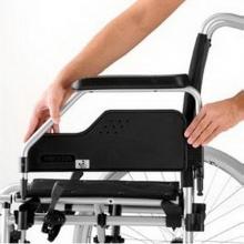 Кресло-коляска механическая 1.751 EuroChair Basic