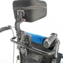 Кресло-коляска инвалидная с электроприводом FS 122 LGC-46