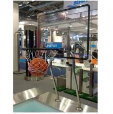 Баскетбольный щит для бассейна