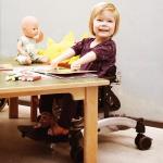 Кресло-коляска для детей с ДЦП Нанду (Nandu) комнатная