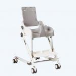 Мобильный стул для туалета и ванны Flamingo