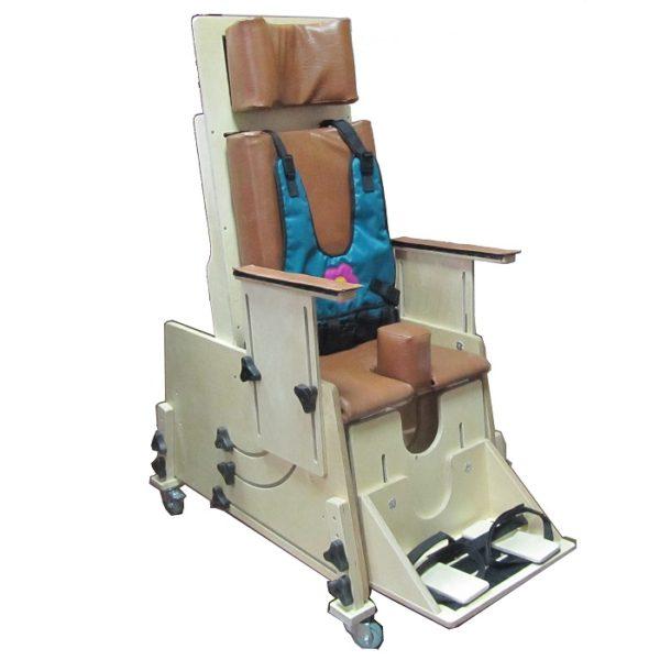 Опора для сидения с дополнительными функциями Машенька