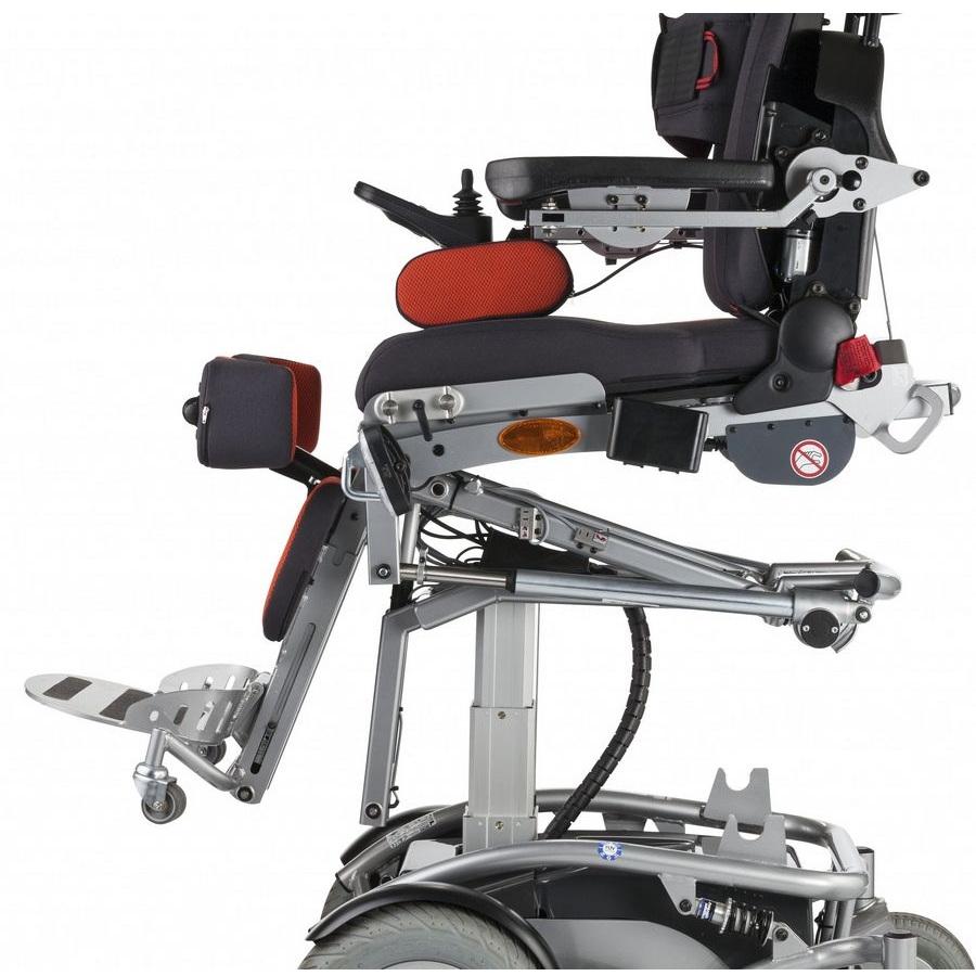 Электрическое кресло-коляска с вертикализатором Meyra NEMO Vertical 1595