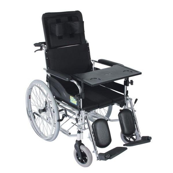 Специальная инвалидная коляска, стабилизирующая голову и спину с функцией туалета 3604 Сервис (VCWK7T)