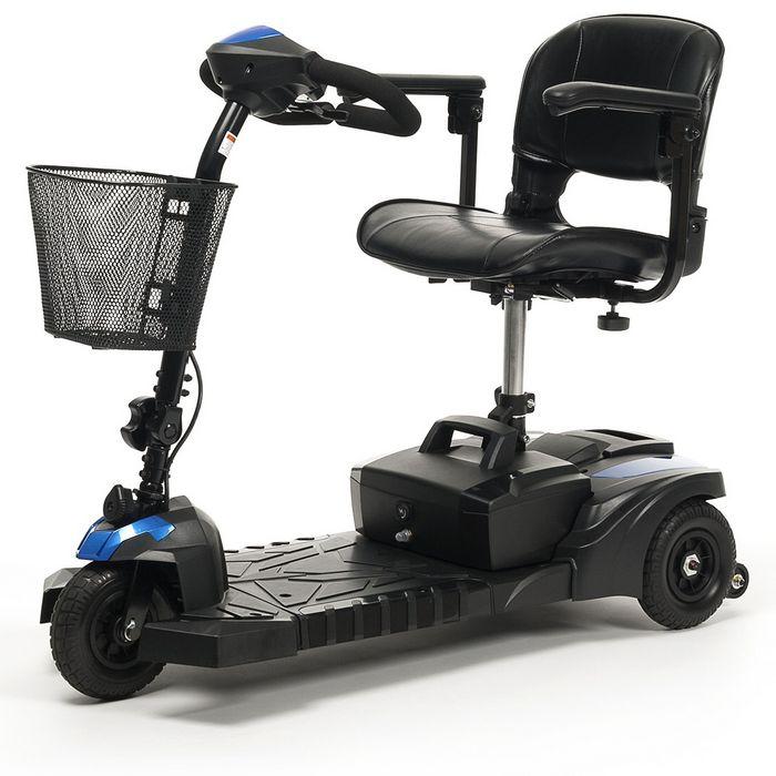 Кресло-коляска скутер электрическая для инвалидов Vermeiren Venus 3