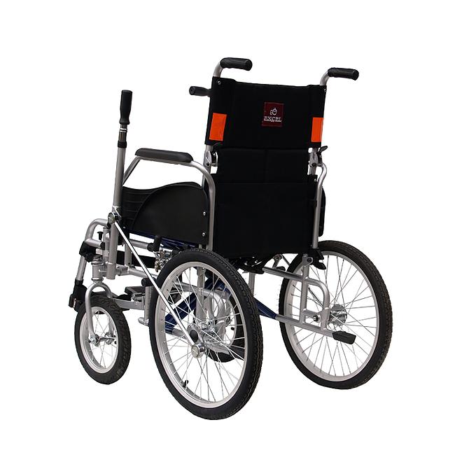 Рычажная кресло-коляска Инкар-М ЗП-Стандарт