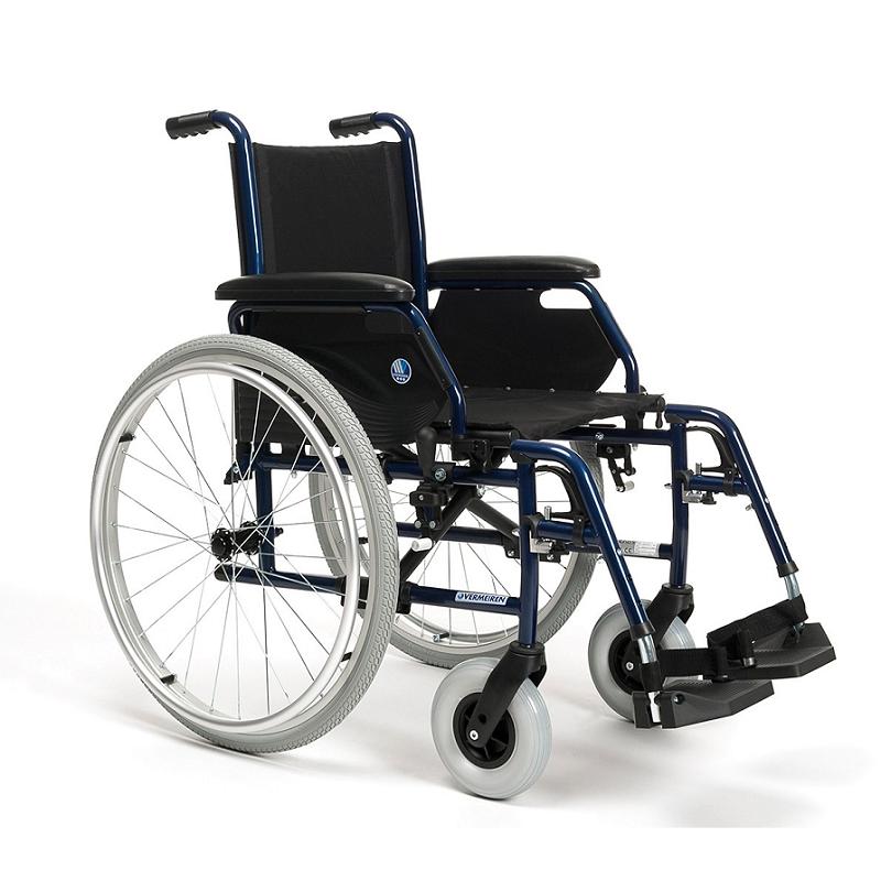 Кресло-коляска механическая инвалидная Vermeiren Jazz S50