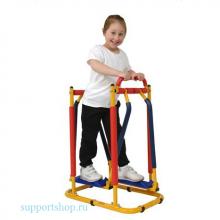 Детский тренажер для ходьбы Воздушный пешеход JD04 (Бегущая по волнам)