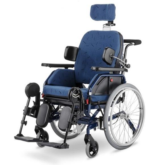 Многофункциональная инвалидная кресло-коляска MEYRA MOTIVO 2.250