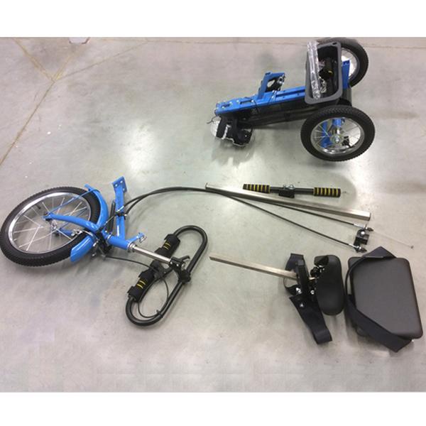 Велотренажер Ангел Соло для детей с ДЦП